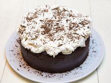 Tort vegan cu ciocolata