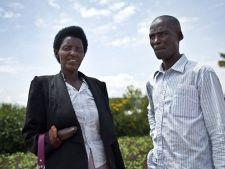 Reconciliere istorica: l-a iertat pe cel care i-a ucis fiica in timpul genocidului din Rwanda