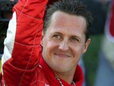 Semne bune: Michael Schumacher zambeste!