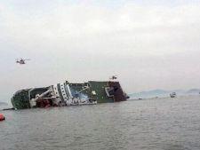 Tregedie: 100 de oameni dati disparuti dupa naufragierea unui feribot