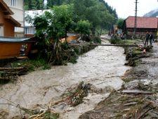 Avertizare meteo: Cod portocaliu de inundatii