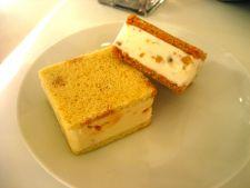 Desert racoritor pentru masa de Paste: prajitura cu branza si lamaie
