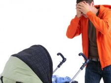 Graba strica treaba! Taticii tineri, victimele depresiei