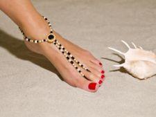 Pregateste-ti picioarele pentru vara! 5 pasi simpli pentru o pedichiura perfecta la tine acasa!