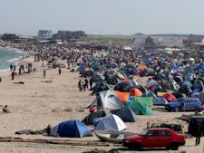 Peste 50.000 de turisti vor petrece 1 Mai pe litoral. Iata cum va fi vremea!