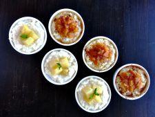 Desert spectaculos: budinca delicioasa cu orez si ananas