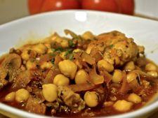 Reteta delicioasa din Marrakesh: pui marocan cu legume