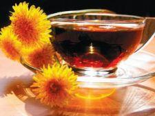 Beneficiile ceaiului de papadie: medicamentul ideal pentru ficat si rinichi
