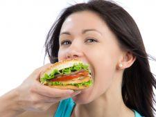 Veste buna pentru iubitorii alimentelor fast food!