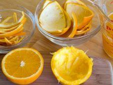 7 moduri ingenioase de a folosi portocala la gatit