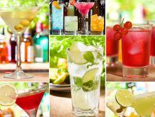 Bauturile alcoolice care te ingrasa cel mai mult. Ce sa bei cu mai multa masura