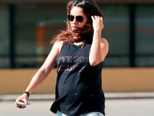 Secrete de vedeta. Iata cum se mentine in forma Mila Kunis, gravida in 5 luni