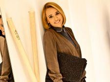 Andreea Esca, de la eleganta clasica la casual 100%