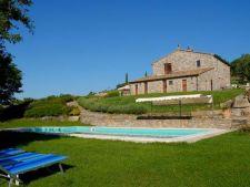 Case de lux: Podere Pietra, vila medievala din inima Toscanei