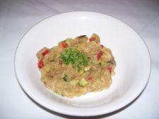 Reteta greceasca delicioasa: salata de vinete ateniana