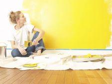 Invata sa-ti zugravesti singur casa! Iata 4 sfaturi utile