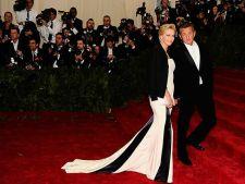 Charlize Theron si Sean Penn