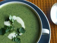 Reteta sanatoasa pentru primavara: supa de nasturel