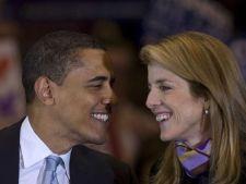 Divort la Casa Alba? Obama, surprins in tandreturi cu fiica lui JFK!