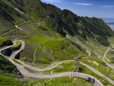 Transfagarasanul, pe lista celor mai periculoase drumuri din lume