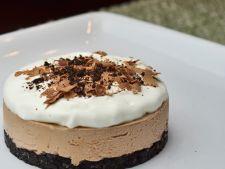 Desert fabulos: cheesecake cu Nutella fara coacere