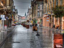 Cum arata vremea in weekend: Vezi orasele unde ai nevoie de umbrela!