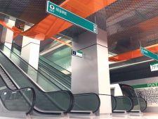 Magistrala Gara de Nord-Otopeni e gata pe hartie: Uite cum vor arata statiile de metrou!