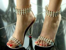 Cum arata cele mai scumpe sandale din lume