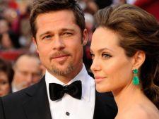 Angelina Jolie si Brad Pitt, nunta in stil Disney?
