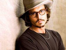 Iata cum arata Jonny Depp! L-ai mai recunoaste?