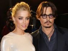 Johnny Depp si Amber Heard