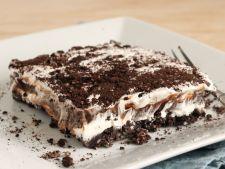 Desert neconventional pentru gospodine creative: lasagna cu ciocolata