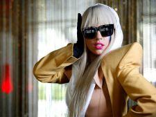 Lady Gaga, extravaganta chiar si atunci cand e imbracata normal!