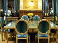 Culorile metalice, ultimul racnet in materie de decoratiuni interioare