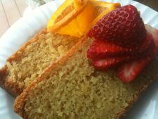 Desert aromat pentru vegetarieni: prajitura vegana cu vanilie