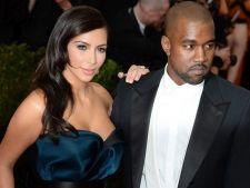 Kim Kardashian si Kanye West petrec luna de miere departe de fetita lor