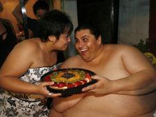 Fostul detinator al recordului de cel mai gras om din lume a murit. Vezi cat cantarea