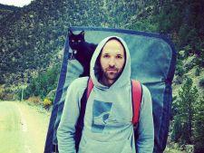 Pisica-alpinist: Uite ce viata aveturoasa duce o felina din Statele Unite!