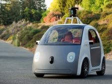 INEDIT! Iata cum arata masina care se conduce singura!