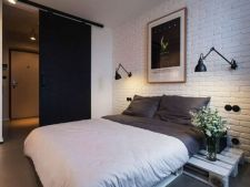 Moda zidurilor de caramida revine in forta! Idei creative de amenajare a camerelor casei