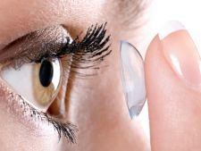 Concluzie socanta! Lentilele de contact pot duce la pierderea vederii