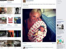 Bebelus rapit, gasit in doar 3 ore cu ajutorul Facebook. Iata cum a fost posibil