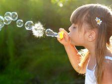Baloane de sapun pentru Ziua Copilului? Iata reteta ideala!