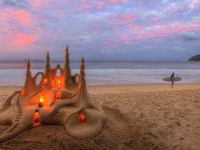 Ai talent de artist? Uite ce sculpturi din nisip surprinzatoare poti face pe plaja!