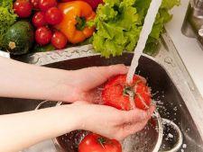 3 reguli simple ca sa speli corect fructele si legumele