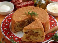 Budinca din paste si carne, o reteta apetisanta perfecta pentru cina