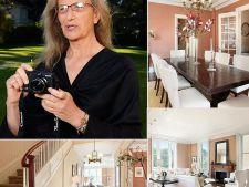 Case de vedete: Descopera duplexul luxos al fotografei Annie Liebovitz