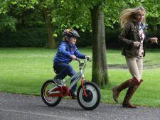 S-a inventat bicicleta care nu cade niciodata