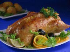 Rata cu portocale, friptura perfecta pentru masa de Rusalii