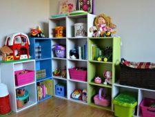 7 moduri inedite in care poti depozita jucariile copiilor